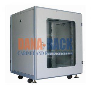 Tủ Rack 10U-d600 mica