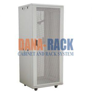 Tủ Rack 20U-D800 Màu Kem - Cửa Lưới